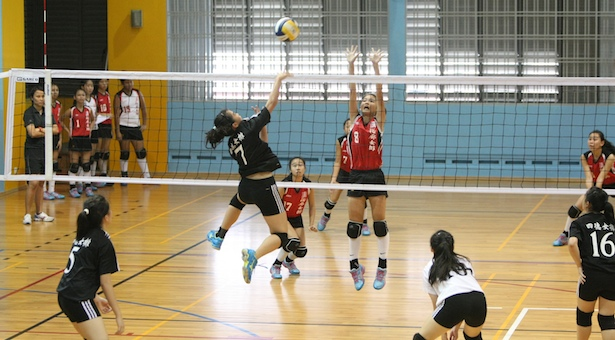 National B Div Vball: Cedar Girls' beat Jurong 2–0 victory but miss out on semis