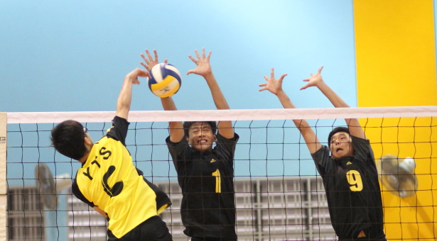 National B Div Vball: St. Hilda's 2–1 win over Yishun Town sends them to semis