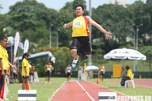 lemuel low hci a div boys long jump