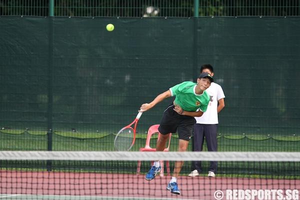 acsi vs ri a div tennis final
