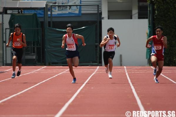 b boys 100m final