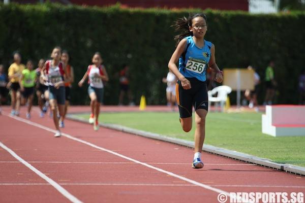c girls 600m final