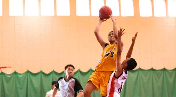 South Zone C Div Bball: Fairfield stun Catholic High 47-40 in second round