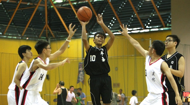 West Zone C Div Bball: River Valley roll over Hong Kah 96–4