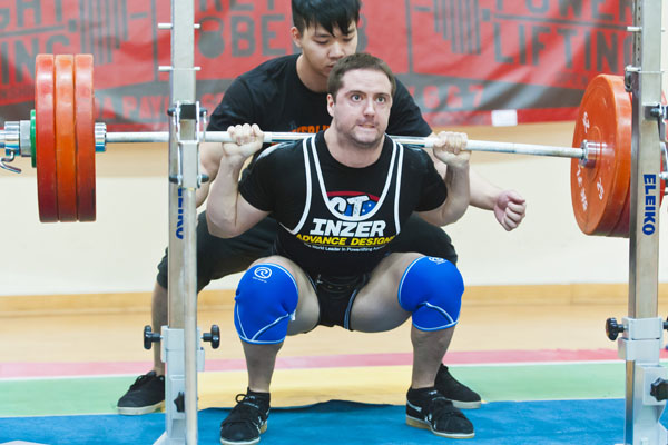 Powerlifting A Photo Story Red Sports