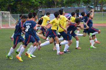 National C Div Football: Hong Kah upset Singapore Sports School 2–1 in semi-final