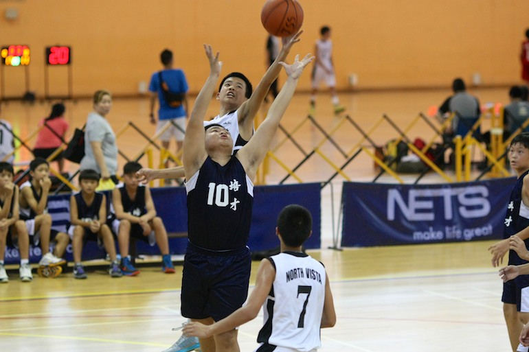 north vista vs peicai c div bball