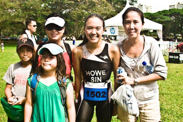 winona howe tri factor triathlon