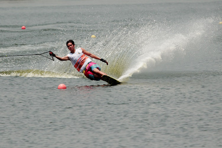 mark leong waterski