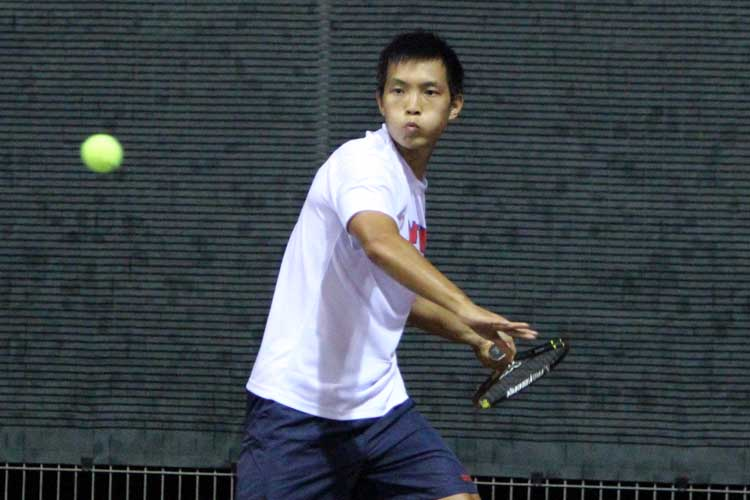 SUniG Tennis (Men's Doubles): NTU take home gold with 9–6 ...