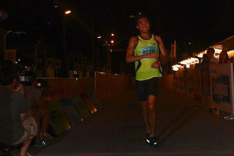 mok ying ren army half marathon
