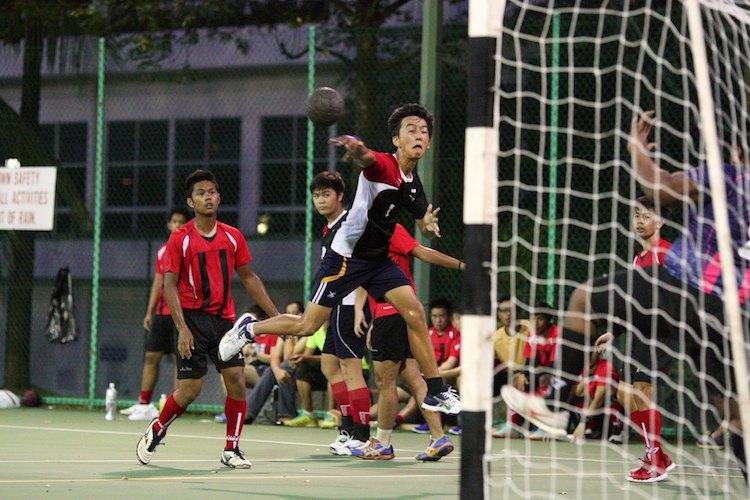 ite vs sp handball