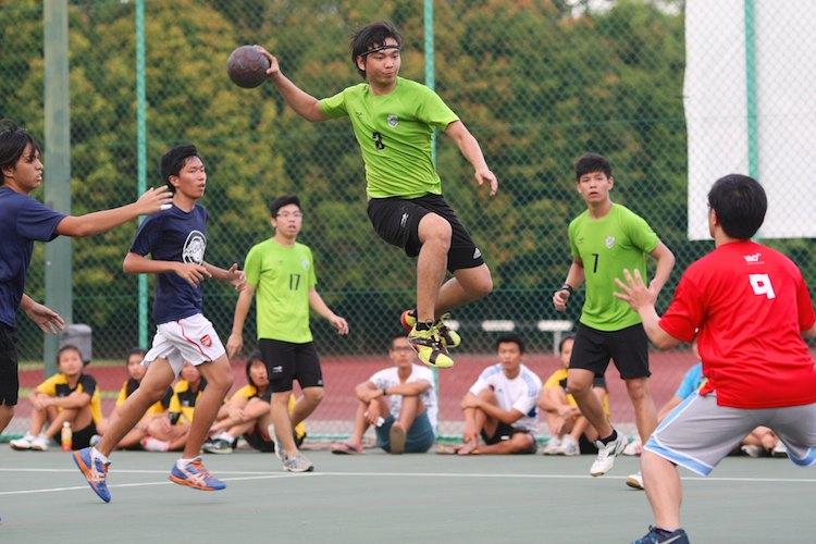 rp vs nyp handball