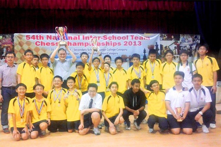 acsi chess champions