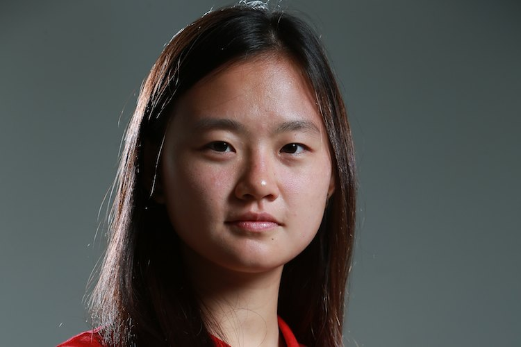 Savannah Siew, 17, will sail for Singapore at the 2013 SEA Games. (Photo 1 courtesy of SingaporeSailing)