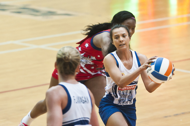 how to set up a netball team