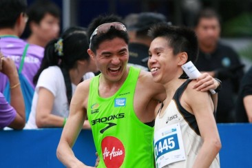 """""""To be informed that I have been disqualified after running 42km was a big blow"""" –Alex Ong"""