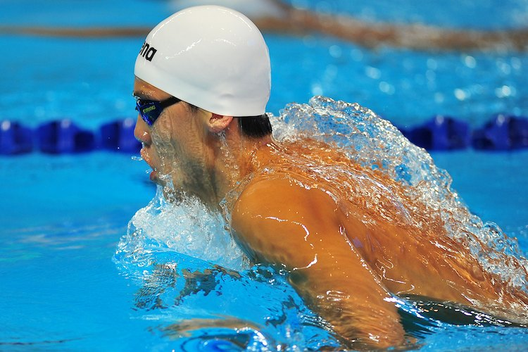 christopher cheong 200m breaststroke sea games