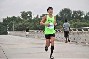 """""""I was quite shocked"""" –Derek Li on getting disqualified in the marathon initially"""