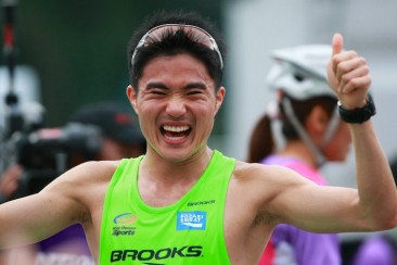 Mok Ying Ren reclaims local marathon crown with 2:54:17 finish in SEA Games warmup