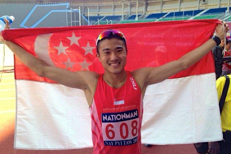 mok ying ren marathon gold sea games