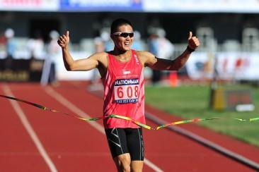 SEA Games: Mok Ying Ren is first Singapore man to win marathon gold