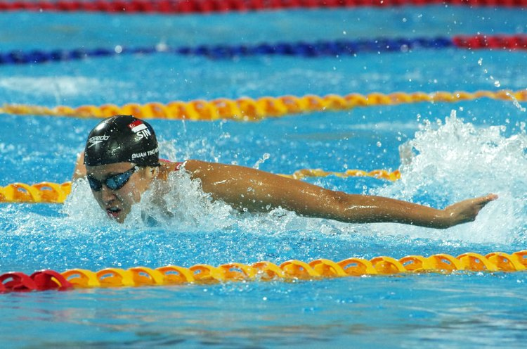 quah ting wen 100m butterfly