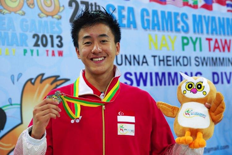 quah zheng wen 100m backstroke