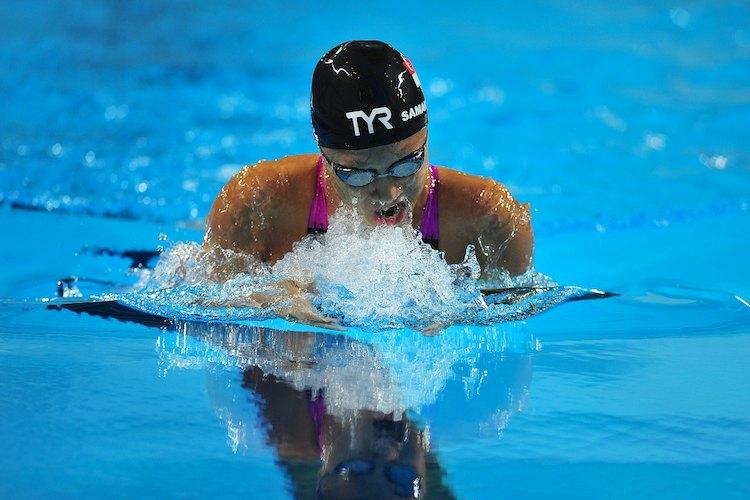 samantha yeo 200m breaststroke sea games