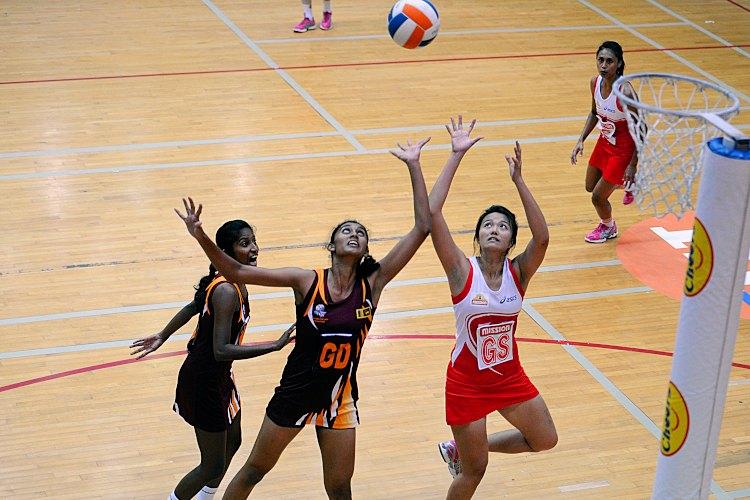 singapore vs sri lanka netball nations cup