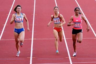 SEA Games: Singapore athletes set 3 national track records