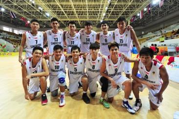 SEA Games Basketball: Singapore crush Cambodia 99–43 to improve medal chances