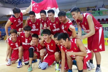 SEA Games Basketball: Singapore beat Indonesia by 14 points for 2nd straight win