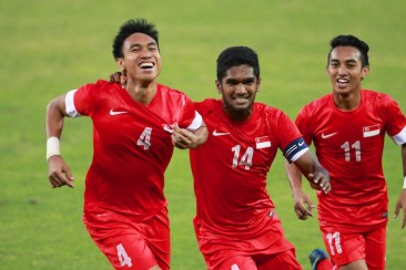 SEA Games Football: Singapore to play Thailand in semi-final