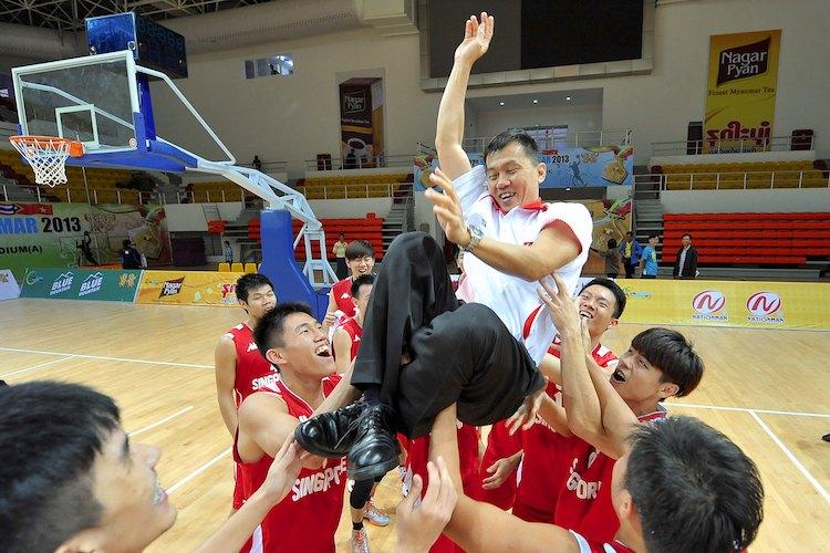 SEA Games Bball: Singapore beat Myanmar to win bronze ...