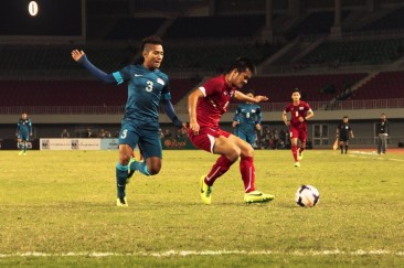 SEA Games Football: Singapore squander chances to lose 0–1 to Thailand in semis