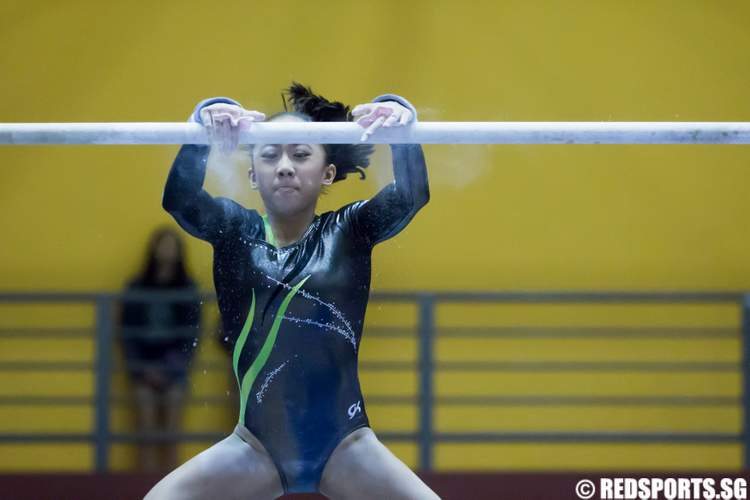 6th singapore gymnastics national championships artistic gymnastics