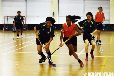 B Div Floorball (Girls): Teck Whye record second win with 8–1 win over Kent Ridge