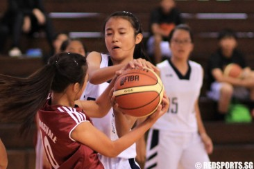 North Zone B Div Bball (Girls): Yishun Town defeat Compassvale 48–15