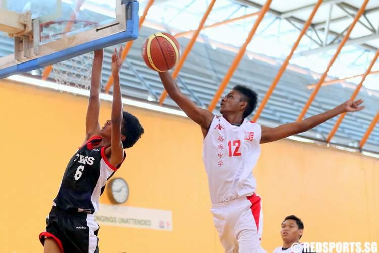 b div basketball jurong teck whye