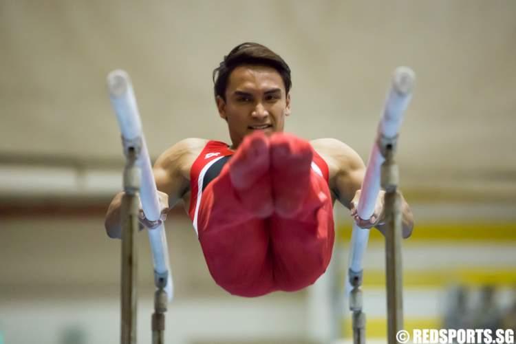 6th singapore gymnastics national championships men's artistic gymnastics international senior