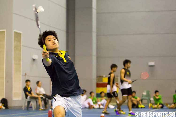 south zone b div badminton anglo-chinese school (independent) ang mo kio