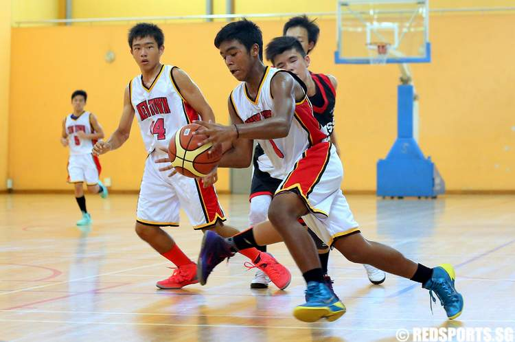 west zone b div basketball new town teck whye