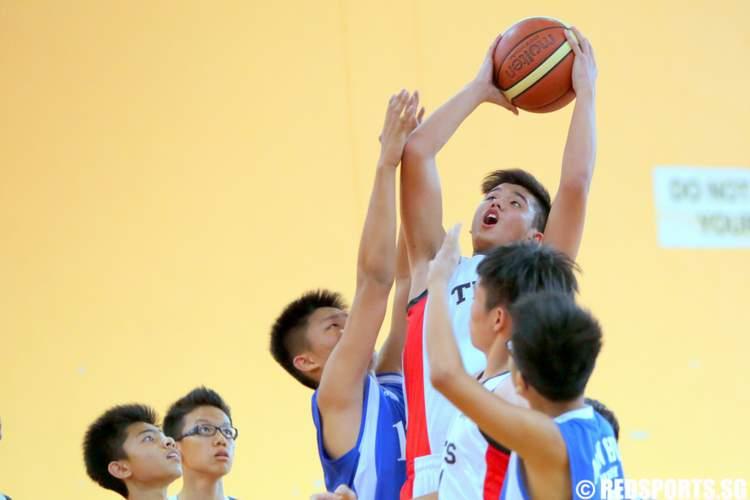 west zone b div basketball teck whye nan hua high