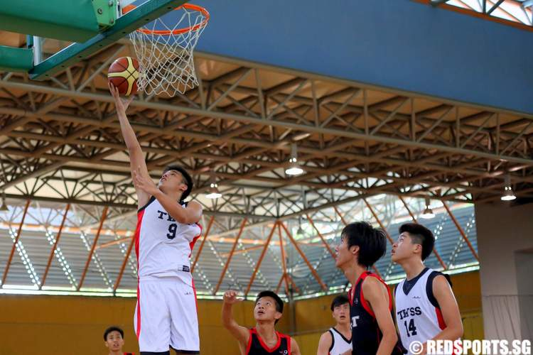 west zone b div basketball teck whye school of science and technology