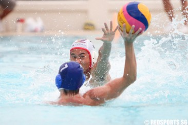 A Division Water Polo: Raffles show superiority over ACS(I) with 13–1 win