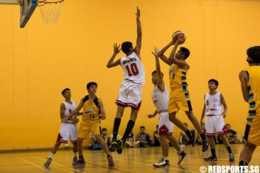 National B Div Bball: North Vista post first win with 56–44 victory over Fairfield Methodist