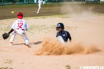 B Div Softball: ACS(I) beat HCI 12–2 to take 3rd place