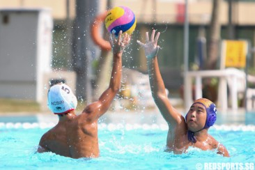 C Div Water Polo: ACS(I) defeat ACS(BR) 7–5 to clinch championship
