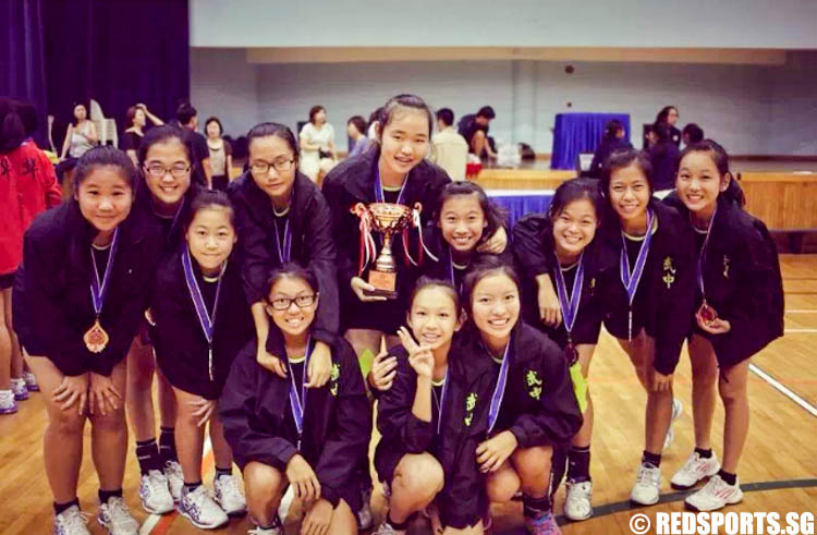 Nan Hua High School – Page 5 – RED SPORTS